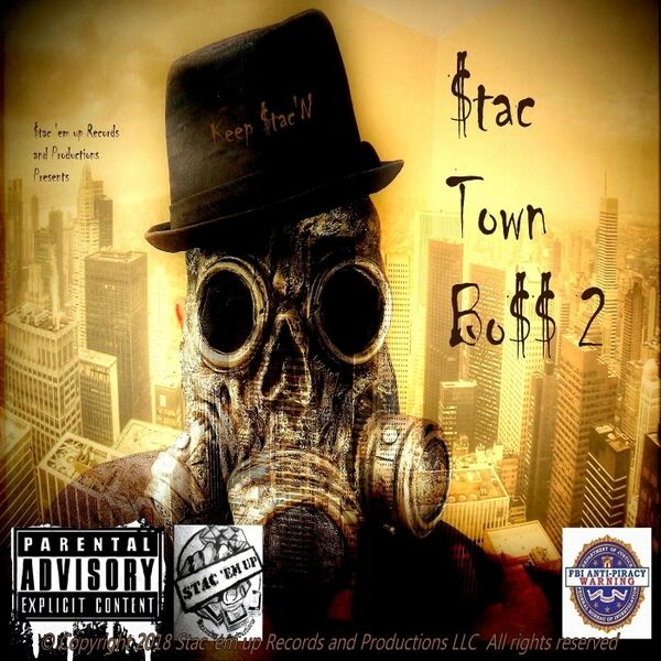 Cover art for Stac Town Boss 2